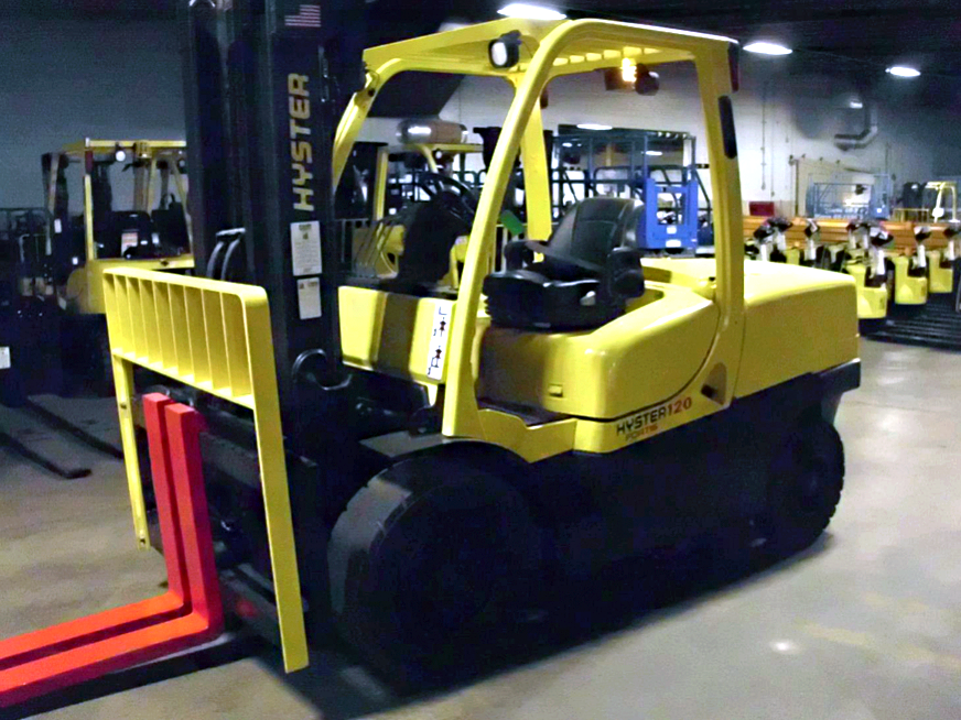 2012 Hyster H120FT Image