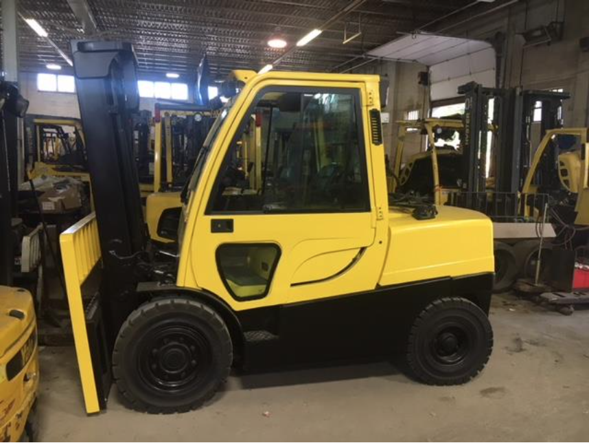 Similar Used Equipment - 2013 Hyster H110FT