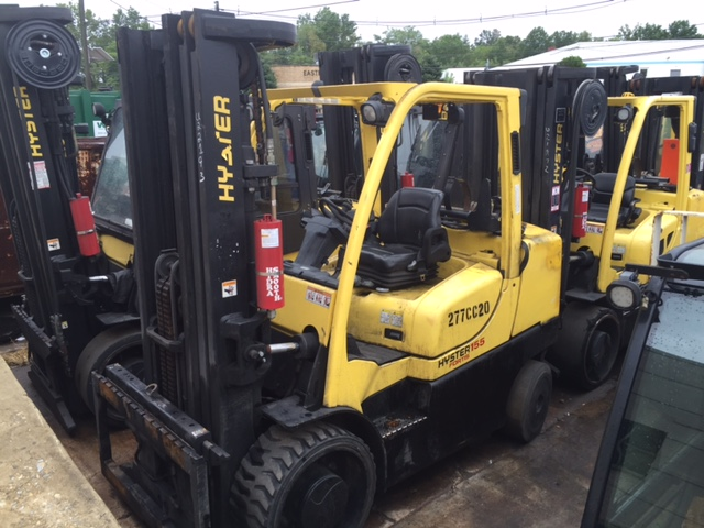 Similar Used Equipment - 2011 Hyster S155FT