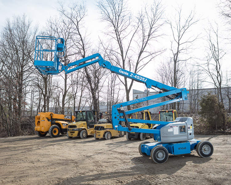 Similar Used Equipment - 2006 Genie Z45 125