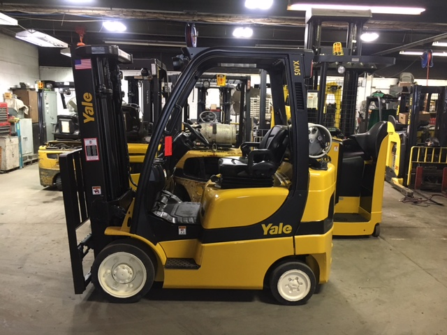 Similar Used Equipment - 2011 Yale GLC050VX