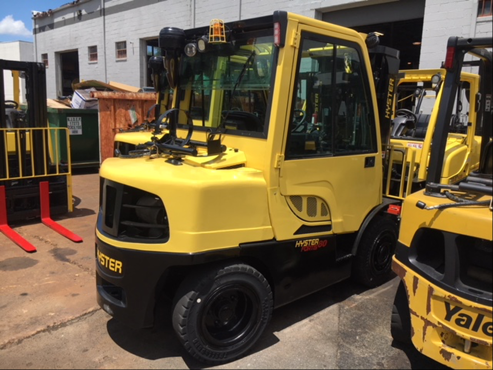 Similar Used Equipment - 2015 Hyster H80FT