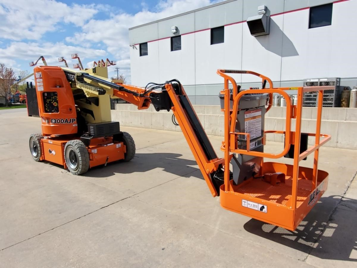 Similar Used Equipment - 2012 JLG E300AJP