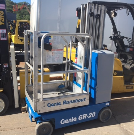 Similar Used Equipment - 2012 Genie GR-20