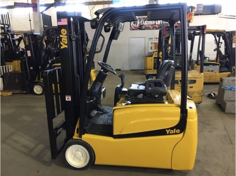 Similar Used Equipment - 2014 Yale ERP035VTN36TE082