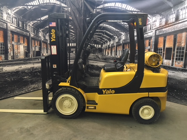 Similar Used Equipment - 2014 YALE GLP060VXN
