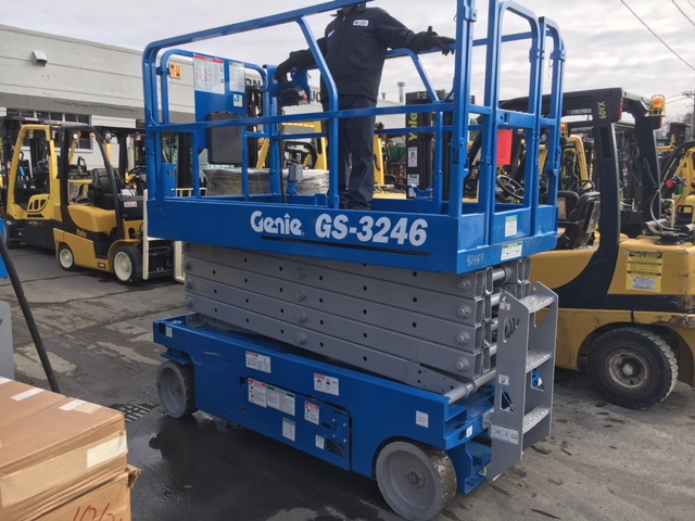 Similar Used Equipment - 2013 Genie GS 3246