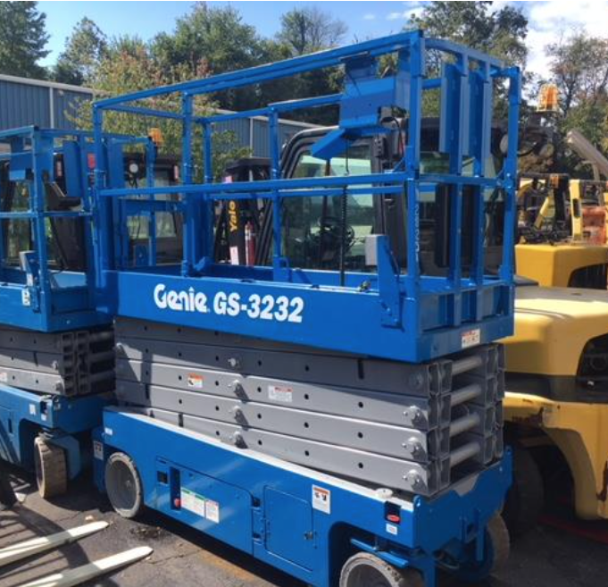 Similar Used Equipment - 2011 Genie GS-3232