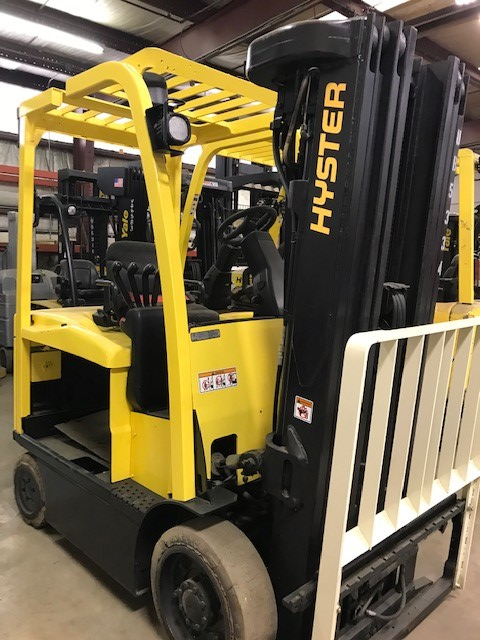 Similar Used Equipment - 2010 Hyster E55XN-33