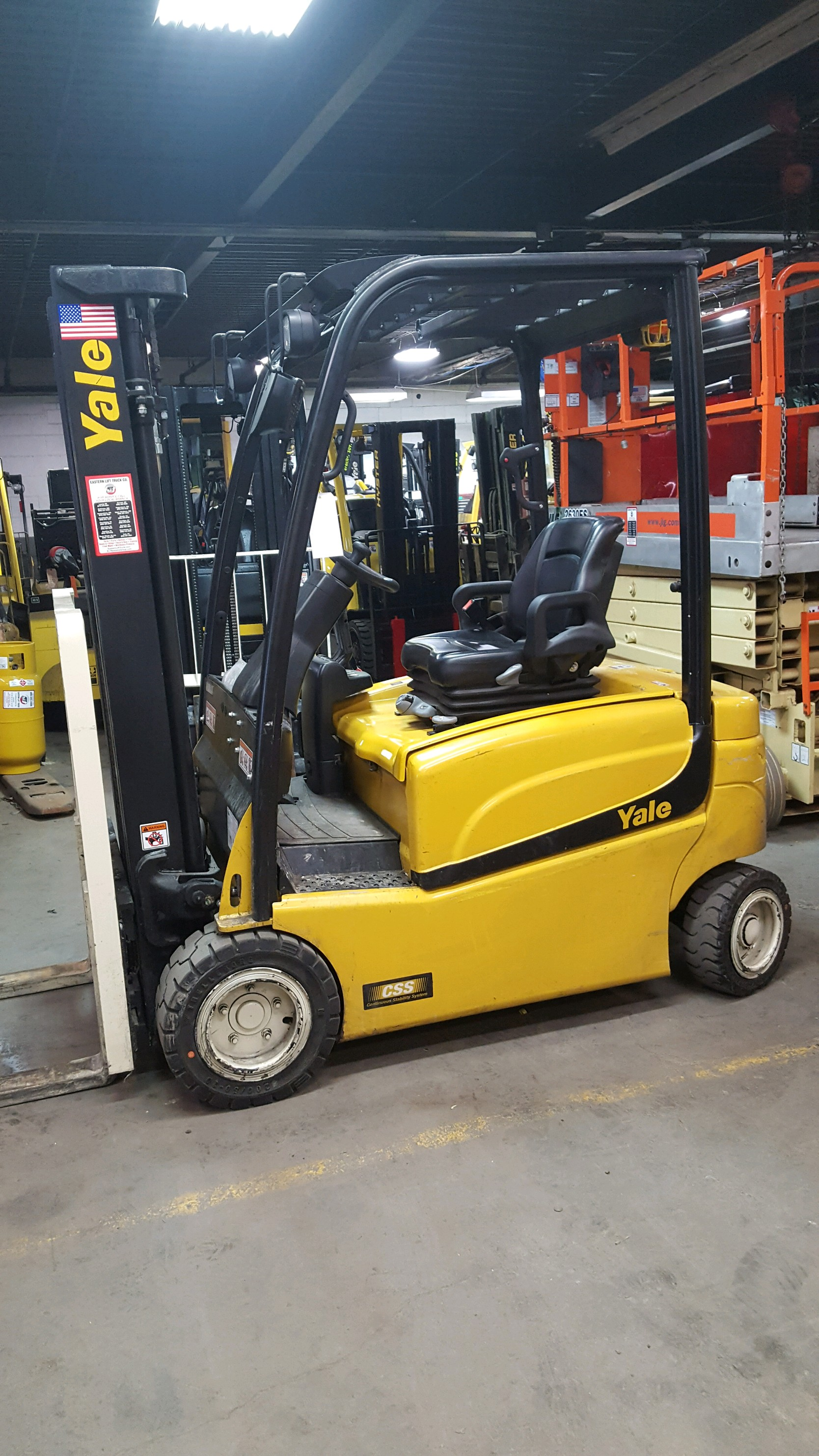 Similar Used Equipment - 2016 Yale ERP040VFN36TE082