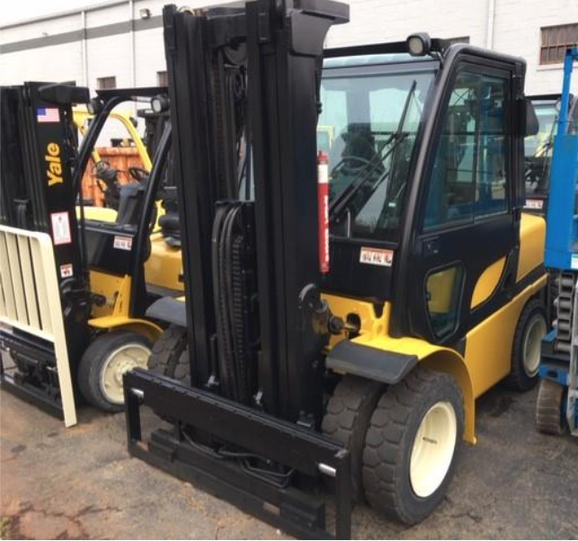 Similar Used Equipment - 2014 Yale GDP080VXNKGE094