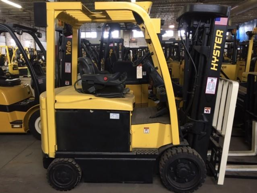 Similar Used Equipment - 2011 Hyster E60XN