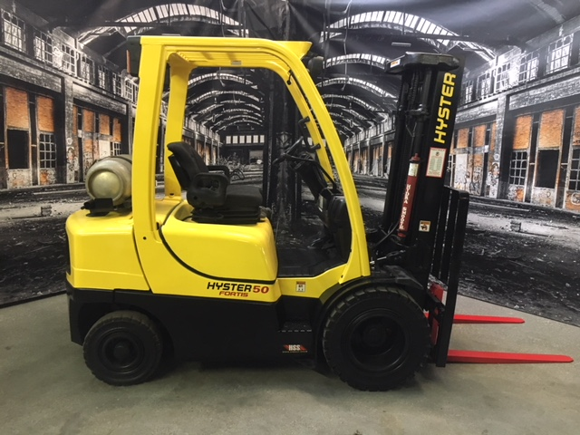 Similar Used Equipment - 2012 Hyster H50FT