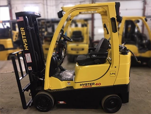 Similar Used Equipment - 2014 Hyster S40FTS