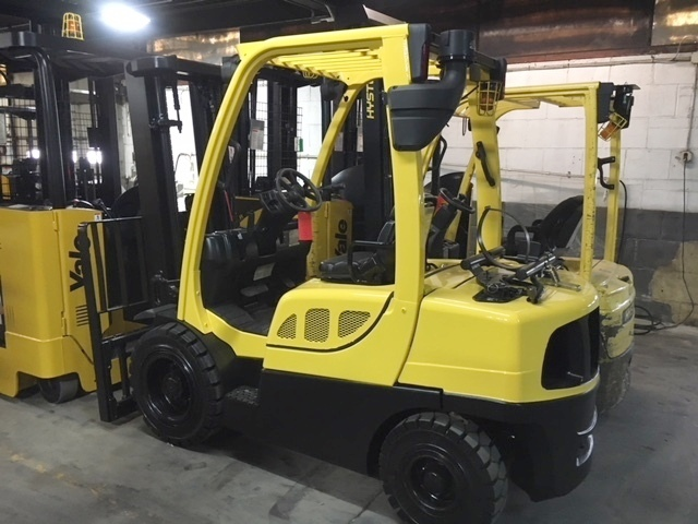 Similar Used Equipment - 2011 Hyster H60FT