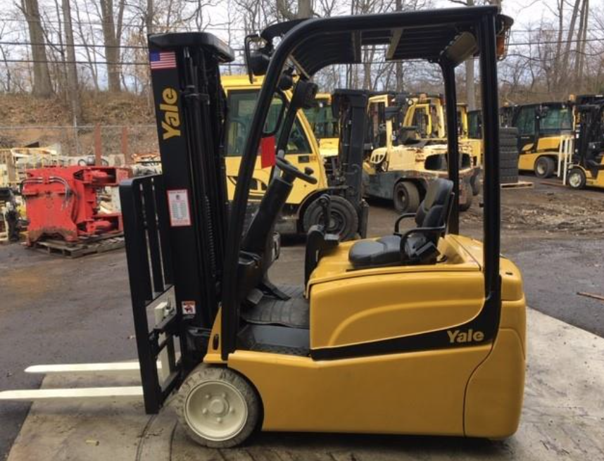 Similar Used Equipment - 2013 Yale ERP035VTN36TE082