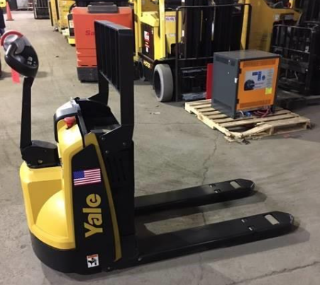 Similar Used Equipment - 2017 Yale MPB045VGN24T2742