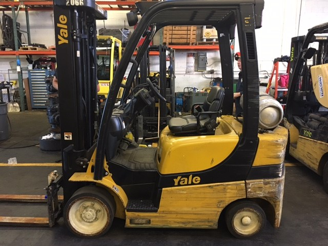 Similar Used Equipment - 2012 Yale GLC050LX