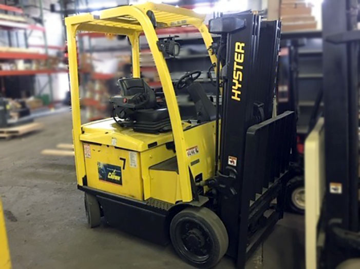 Similar Used Equipment - 2014 Hyster E45XN
